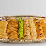 Mini Assorted Savoury Snacks Catering